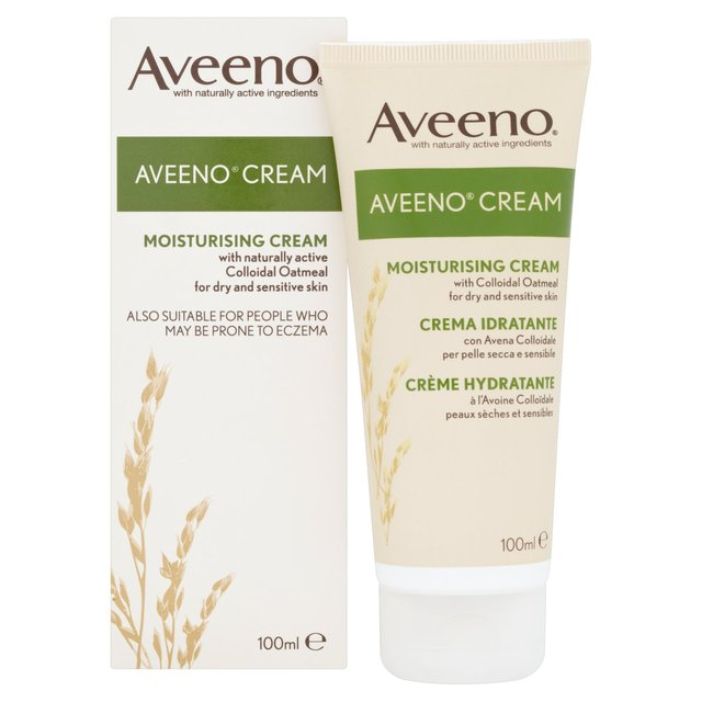 Aveeno Moisturising Cream with Colloidal Oatmeal 100ml
