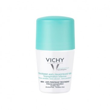 Vichy 48hr Intensive Anti-Perspirant Treatment 50ml