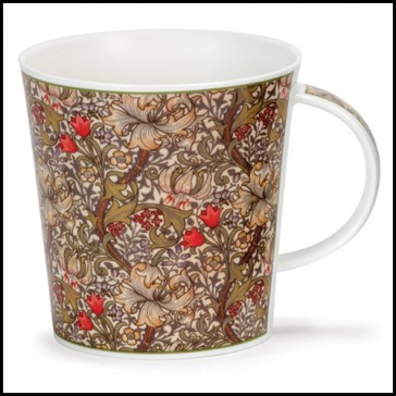 Dunoon Mug - Cairngorm Shape - Arts & Crafts