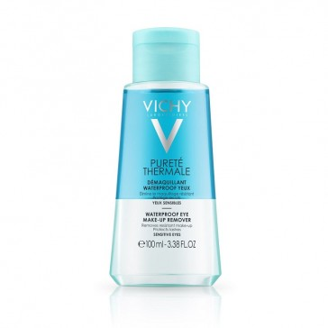 Vichy Purete Thermale Waterproof Eye Make-Up Remover - Sensitive Eyes 100ml