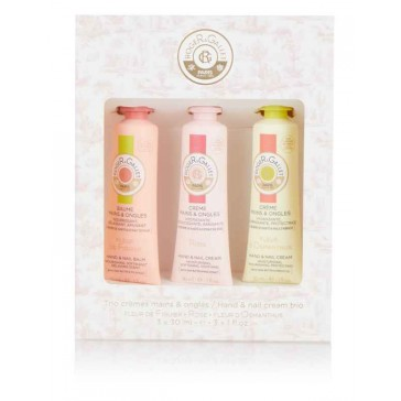 Roger & Gallet Hand & Nail Cream Trio 3x30ml