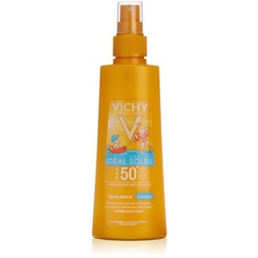 Vichy Ideal Soleil Gentle Spray For Children SPF50+ 200ml