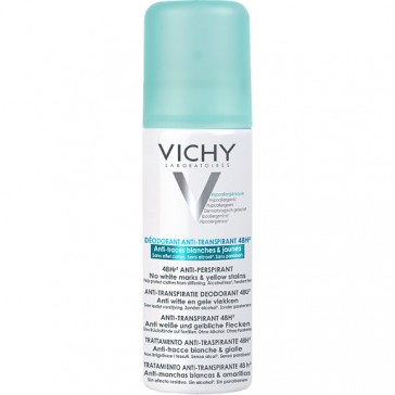 Vichy 48hr Anti-Perspirant Spray 125ml