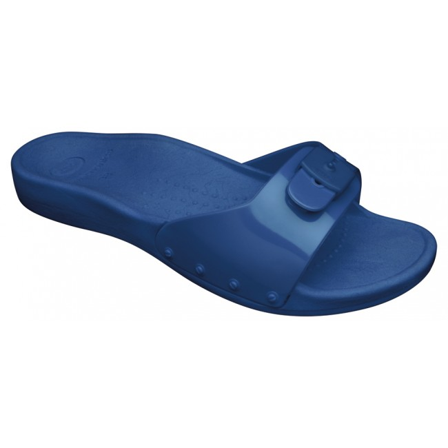 a90b9308ad67 Scholl Sun Biomechanics Sandals - Navy Blue - UK(£)