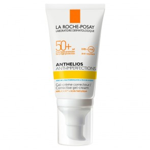 La Roche-Posay Anthelios Anti-Imperfections Corrective Gel-Cream SPF50+ 50ml
