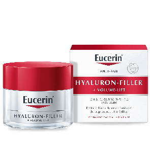 Eucerin Hyaluron-Filler + Volume-Lift Day Cream Day SPF15 (Dry Skin) 50ml