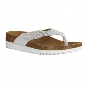 Scholl Alaxias Bioprint Sandals - White