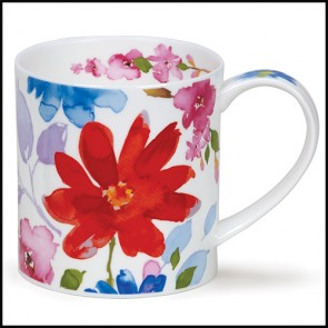Dunoon Mug - Orkney Shape - Bloom