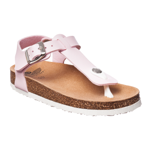 Scholl Boa Vista Backstrap Kids Bioprint Sandals - Pink