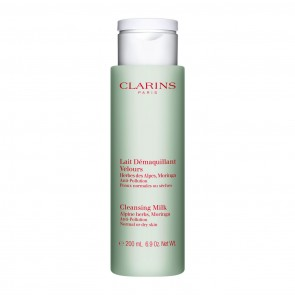 Clarins Anti-Pollution Cleansing Milk Normal/Dry Skin 200ml
