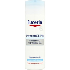 Eucerin DermatoCLEAN Refreshing Cleansing Gel 200ml