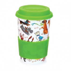 Dunoon Mug - Travel Mug- Dogs Galore