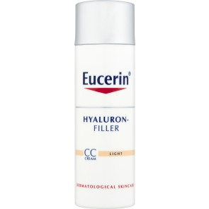 Eucerin Anti-Age Hyaluron Filler CC Cream - Light 50ml