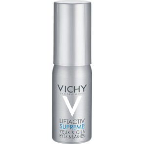 Vichy LiftActiv Supreme Eyes & Lashes Serum 15ml