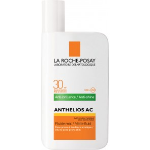 La Roche-Posay Anthelios AC Anti Shine Non-Perfumed Matte Fluid SPF30 50ml