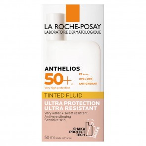 Anthelios Ultra-Light  Invisible Tinted Fluid SPF50 50ml