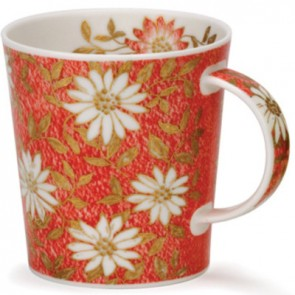 Dunoon Mug - Lomond Shape - Nuovo - Red