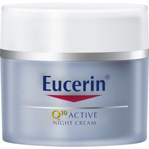 Eucerin Q10 Active Night Cream 50ml