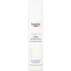 Eucerin Hypersensitive Skin UltraSENSITIVE Cleansing Lotion 100ml