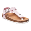 Scholl Bioprint Boa Vista Backstrap Kids Sandals - Pink