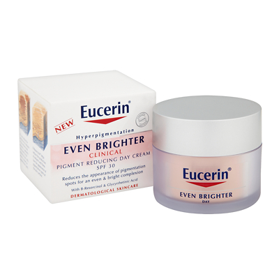 eucerin even brighter day cream spf30 50ml uk. Black Bedroom Furniture Sets. Home Design Ideas